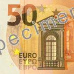 Європа буде боротися з фальшивомонетниками новою банкнотою в 50 євро