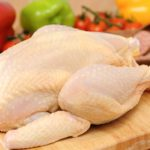 Виробництво м'яса птиці збільшилось в лютому на 8,6%