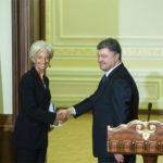 МВФ схвалив виділення мільярдного траншу Україні